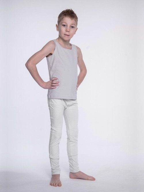 LONG JOHNS  |   WHITE